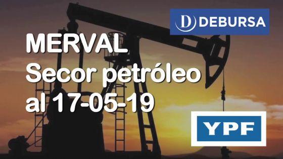 MERVAL - Análisis del sector energético (petróleo) al 17 de mayo 2019
