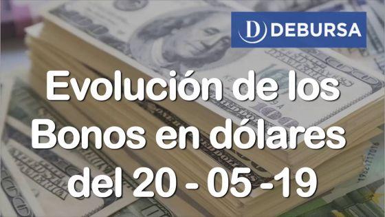 Bonos argentinos en dolares - Analisos complementario al 20 de mayo 2019