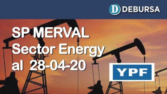 SP MERVAL - Sector Energy. Analisis al 28 de abril 2020