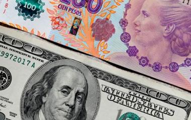 Cuaciones pesos dolares