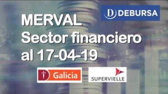 MERVAL - Análisis del sector financiero (Bancos)