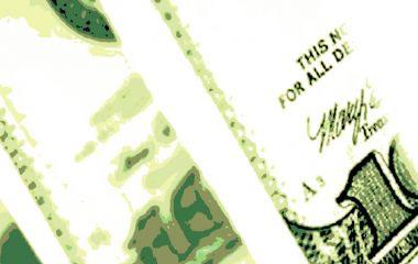 Dólar: el billete casi no se movió, en otra rueda en la que la banca oficial sostuvo el precio