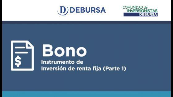 Curso básico de BONOS  - Datos a partir de Emisión (Parte 1 de 2)