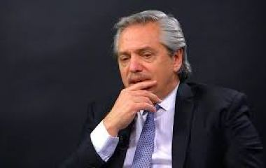 Alberto Fernández descartó un default, pero volvió a hablar de la necesidad de renegociar la deuda